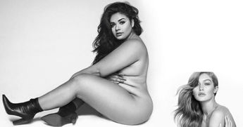 A picture of supermodel Gigi Hadid was recently recreated by curvy model Diana Sirokai to promote body positivity and self-love in the fashion industry. The stunning picture proves beauty knows no bounds.