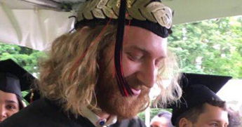 A witness has shared the final words of Taliesin Myrddin Namkai Meche, one of the victims of a train attack in Portland.