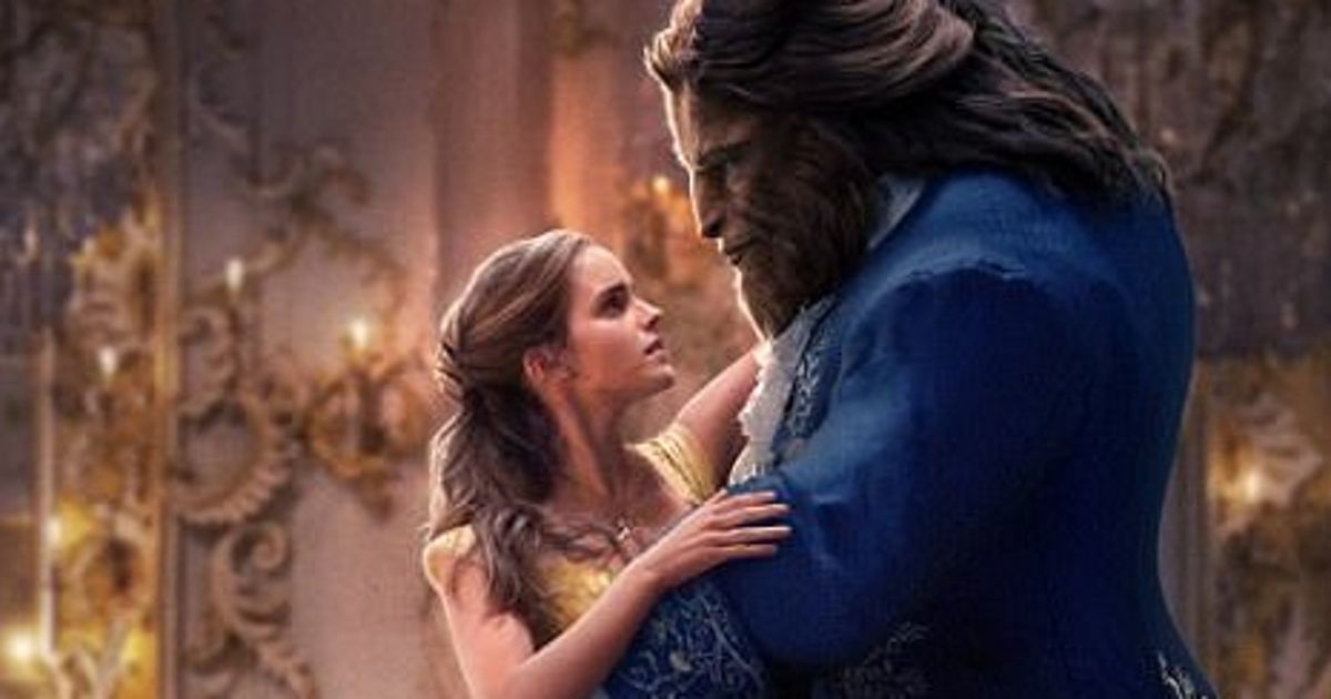 Emma Watson's Acting Skills Are Even More Impressive When You See What The Beast Looked Like Pre-CGI