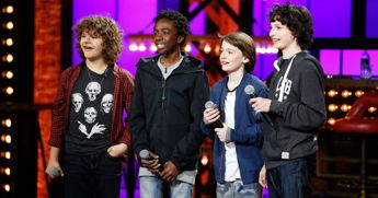 The 'Stranger Things' Kids Did 'Lip Sync Battle,' And It Was Just As Fun As You'd Expect