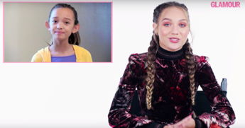 Maddie Ziegler Offers Advice To Little Kids