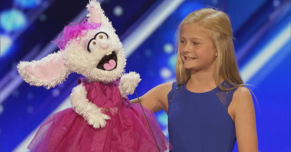 This Singing Ventriloquist Started 'America's Got Talent' On A High Note
