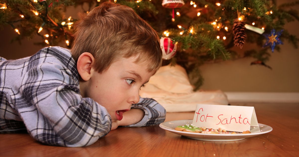 17 Letters Kids Wrote To Santa This Year That Are Just So Damn Pure