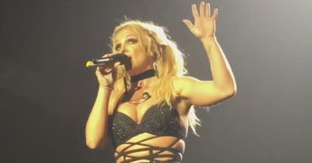 Britney Spears Gave The Haters 'Something To Talk About' With This Live Cover