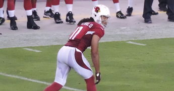 Larry Fitzgerald Is Finally Ready For The Real World After Graduating From College