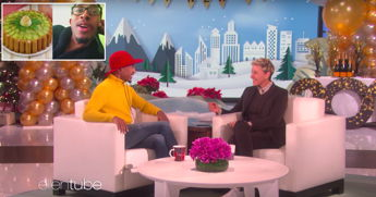 Ellen DeGeneres Meets Hilarious, Viral Food Critic And Surprises Him With A Sweet Deal