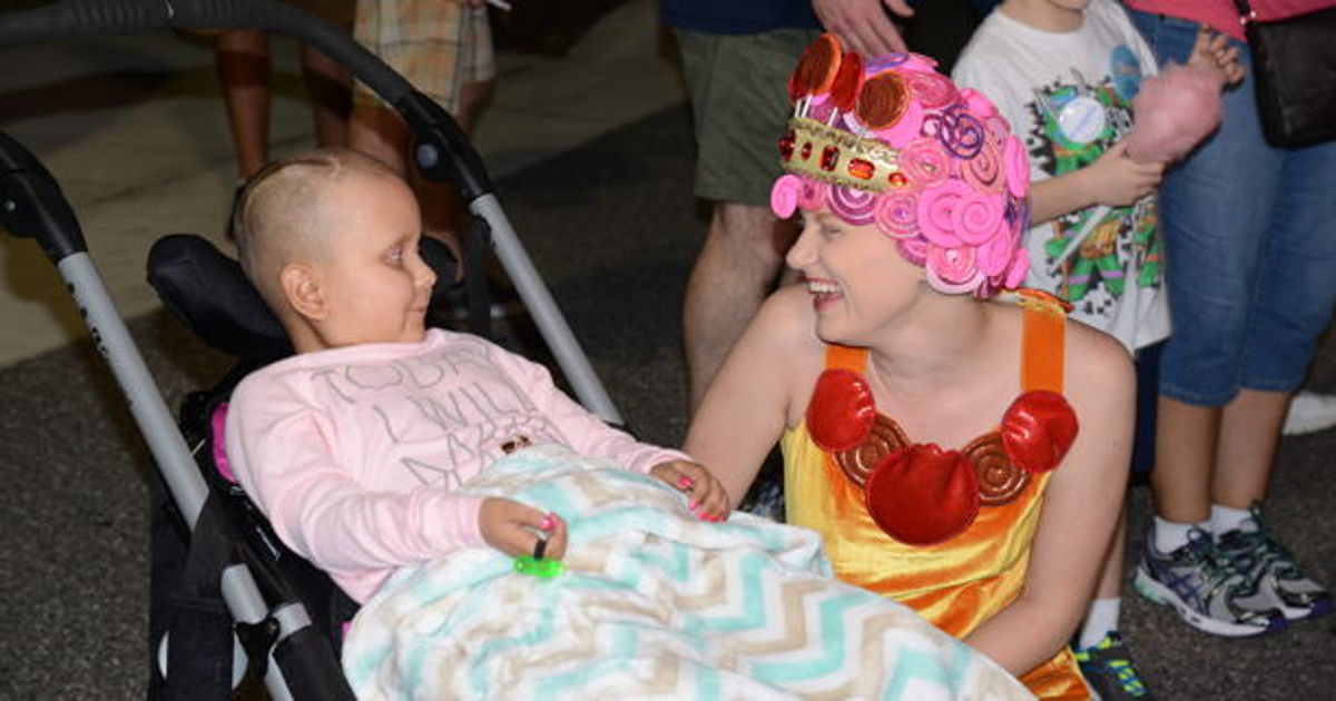 Give Kids The World Village helps children with life-threatening illnesses live out their dreams.