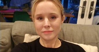 Kristen Bell Puts A New Spin On How She's Teaching Her Kids To Give Back