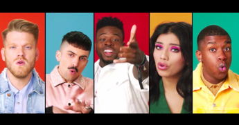Pentatonix's Recent Performance Caught Charlie Puth's 'Attention'