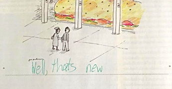 9-Year-Old Hilariously Nails 'The New Yorker's' Cartoon Caption Contest