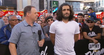 Are You As Good As Jimmy Kimmel At Guessing Whether These People Are Foreigners?
